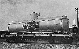 Taurus Products Tank Car On3/Standard Oil - On3-Scale