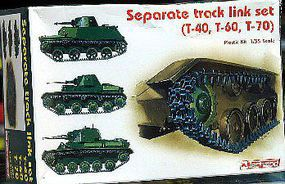 Techmod 1/35 Separate Track Link Set for T30/T40/T60/T70/T70M