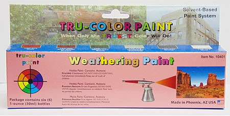 Tru-Color Weathering Set #1