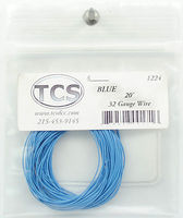 TCS 20 30-Gauge Wire Blu