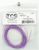 TCS 10 / 32 Gg Wire violet