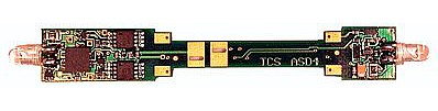 TCS ASD4 4-Function Drop-In DCC Decoder For DCC-Ready Atlas- GP7, GP9, GP15, GP30, and GP35 - N-Scale