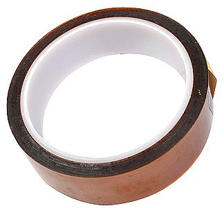TCS Kapton Tape 1 Wide x 36 Yards Roll