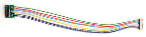 TCS DCC Decoder Harness Model Railroad Electrical Accessory #1354