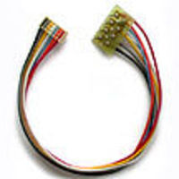TCS DCC Decoder Harness MC-3.5 NMRA 8-Pin Plug, 3.5 8.89cm for MC Series Decoder