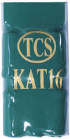 TCS KAT16 T1 6-Function Decoder w/Built-In Keep Alive Device 1.315 x 0.65 or 33.4 x 16.51mm