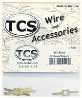 TCS Ho W1-BRASS WIPERS
