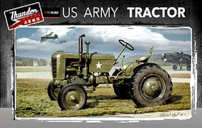Thunder-Model 1/35 WWII US Military VA1 Tractor