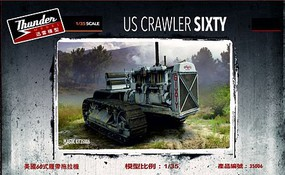 Thunder-Model 1/35 US Crawler Sixty Tractor (New Tool) (JUN)