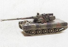 Trident Steyr SK105A2mod. Kurassier Self-Propelled Anti-Tank Gun HO Scale Model Roadway Vehicle #87069