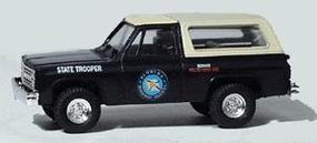 Trident Chevrolet Blazer Florida Highway Patrol HO Scale Model Railroad Vehicle #90133