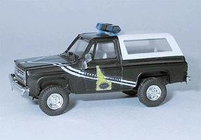 Trident Chevrolet Blazer Idaho State Police HO Scale Model Railroad Vehicle #90229