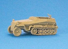 Trident 250/7 Self-Propelled Mortar Carrier Early Model HO Scale Model Railroad Vehicle #90247