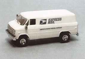 Trident Chevrolet Van Express Mail HO Scale Model Roadway Vehicle #90286