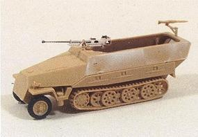 Trident 251/1 Self-Propelled Anti-Tank Gun (Plastic) HO Scale Model Roadway Vehicle #90305