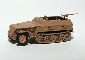Trident 250/7 Self-Propelled Mortar Carrier HO Scale Model Roadway Vehicle #90327