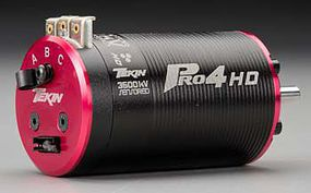 Tekin-Electronics Pro4 HD BL 1Y 3500kv, 550, 5mm Shaft
