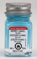 Turquoise 1/4 oz Hobby and Model Enamel Paint #1107tt
