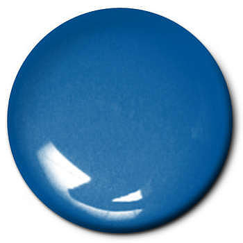 Testors Dark Blue 1/4 oz -- Hobby and Model Enamel Paint -- #1111
