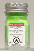 Testors Sublime Green Gloss 1/4 oz Hobby and Model Enamel Paint #1125tt