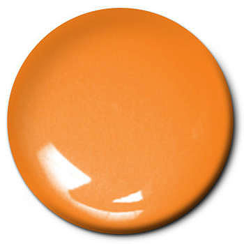Testors Orange 1/4 oz -- Hobby and Model Enamel Paint -- #1127tt