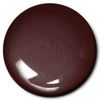 Testors Brown 1/4 oz Carded Hobby and Model Enamel Paint #1140c2