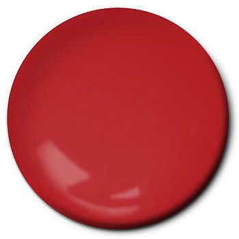 Testors Flat Red 1/4 oz Hobby and Model Enamel Paint #1150