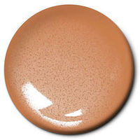 Testors Copper Metallic 1/4 oz Hobby and Model Enamel Paint #1151tt
