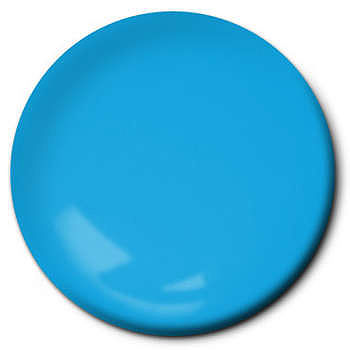 Testors Flat Sky Blue 1/4 oz Hobby and Model Enamel Paint #1162tt