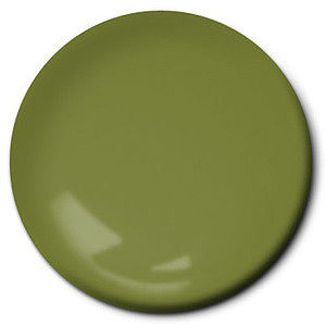 Testors Flat Green 1/4 oz Hobby and Model Enamel Paint #1164tt