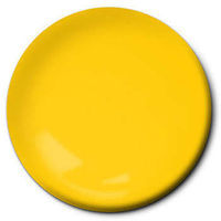 Testors Flat Yellow 1/4 oz Hobby and Model Enamel Paint #1169tt
