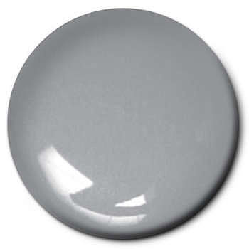 Testors Flat Steel 1/4 oz -- Hobby and Model Enamel Paint -- #1180tt