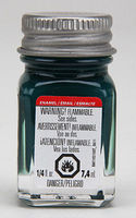 Testors Hunter Green 1/4 oz Hobby and Model Enamel Paint #1194tt