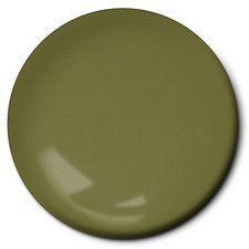 Testors Spray Flat Olive Drab 3 oz Hobby and Model Enamel Paint #1265