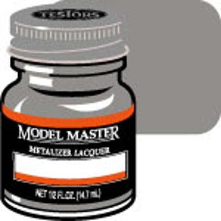 Testors Model Master Exhaust Buff Metallic 1/2 oz -- Hobby and Model Lacquer Paint -- #1406