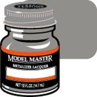 Testors Model Master Exhaust Buff Metallic 1/2 oz Hobby and Model Lacquer Paint #1406