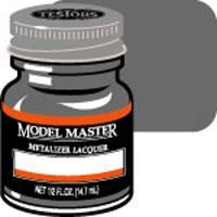 Testors Model Master Dark Gray Buff Metallic 1/2 oz Hobby and Model Lacquer Paint #1412