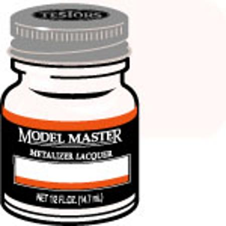 Testors Model Master Metalizer Thinner 1-3/4 oz -- Hobby and Model Lacquer Paint -- #1419