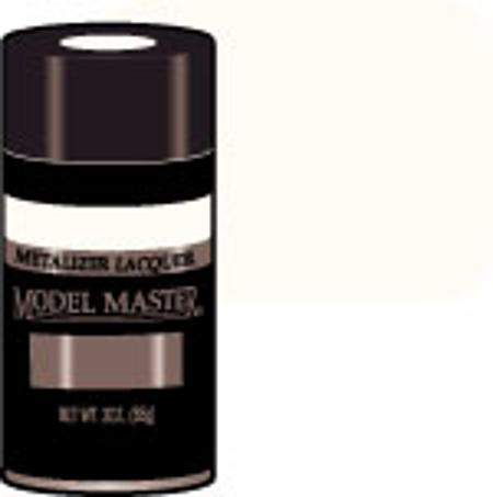 Testors Model Master Metalizer No Buff Sealer 3 oz Hobby and Model Lacquer Paint #1459