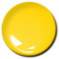 Testors Spray Custom Bug Yellow 3 oz Hobby and Model Enamel Paint #1632