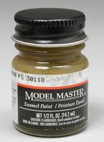 Testors Model Master Field Drab 30118 1/2 oz Hobby and Model Enamel Paint #1702