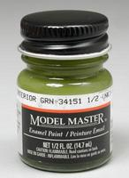 Testors MM FS Interior Grn  1/2oz