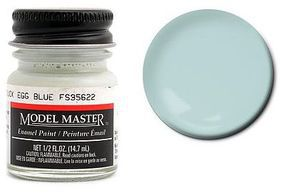 Testors Model Master Duck Egg Blue 35622 1/2 oz Hobby and Model Enamel Paint #1722