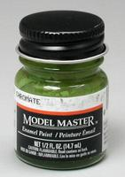 Testors Model Master Green Zinc Chromate 1/2 oz Hobby and Model Enamel Paint #1734