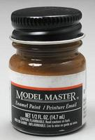 Testors Model Master Leather 1/2 oz Hobby and Model Enamel Paint #1736