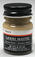 Testors Model Master Dark Tan 30219 1/2 oz