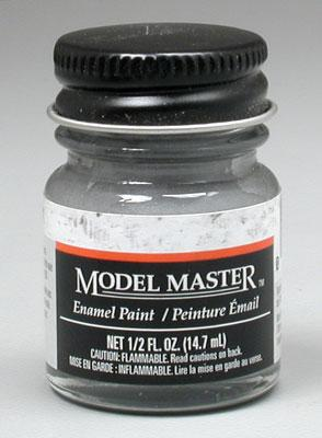 Testors Model Master Aluminum 1/2 oz -- Hobby and Model Enamel Paint -- #1781