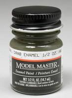 Testors Model Master Green Drab 34086 1/2 oz Hobby and Model Enamel Paint #1787