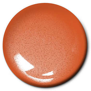 Testors Lacquer Spray Fiery Orange 3 oz -- Hobby and Model Lacquer Paint -- #1831m