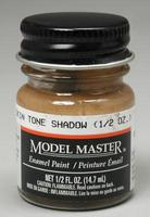Testors Model Master Skin Tone Shadow 1/2 oz Hobby and Model Enamel Paint #2004